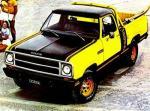 yellow macho 1980